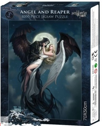 Angel and The Reaper Puzzle