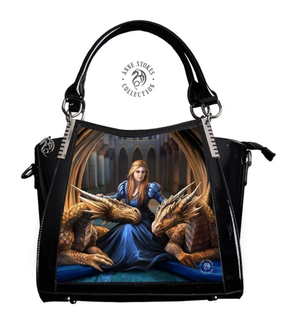 Borsa Fierce Loyalty di Anne Stokes