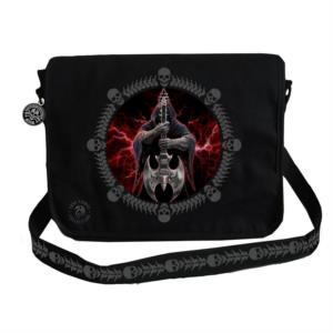 Borsa Messanger Rock God di Anne Stokes