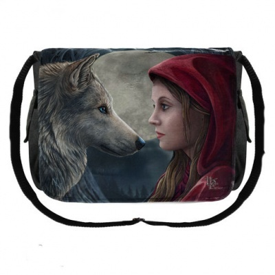 Borsa - Red Riding Hood di Lisa Parker