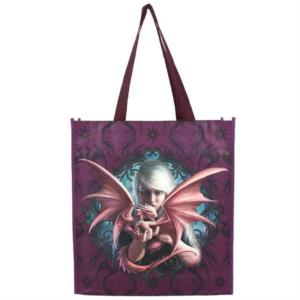 Borsa Shopper - Dragonkin  di Anne Stokes