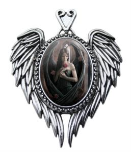 Cammeo Angel Rose di Anne Stokes