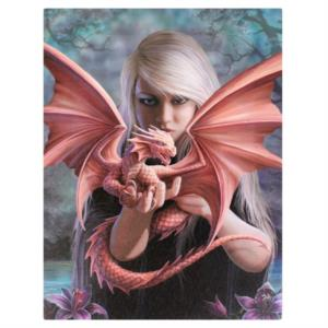 Canvas - Dragon Kin di Anne Stokes