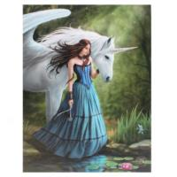 Canvas - Enchanted Pool di Anne Stokes