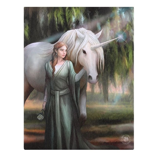 Canvas - Everglade di Anne Stokes