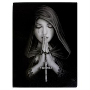 Canvas - Gothic Prayer di Anne Stokes