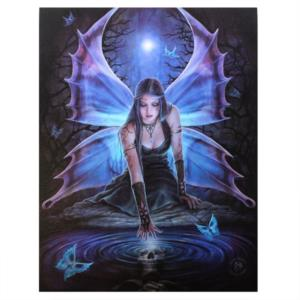 Canvas - Immortal Flight di Anne Stokes