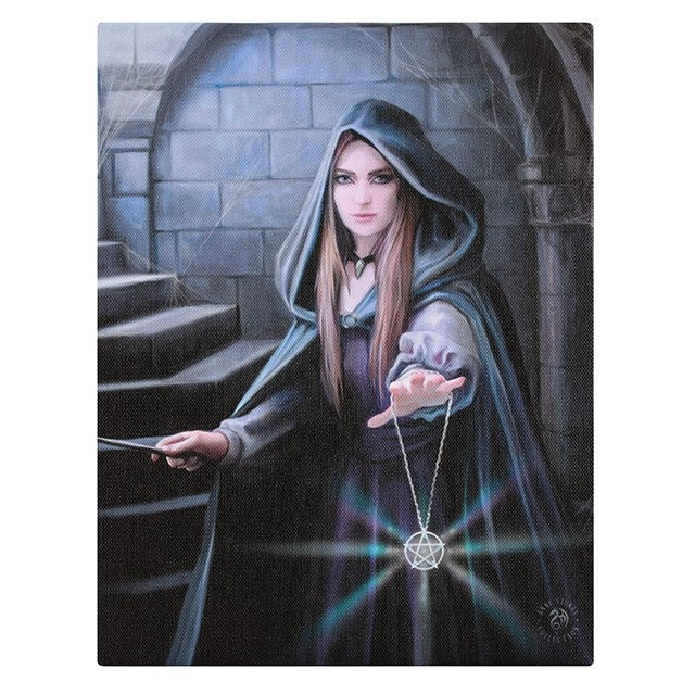 Canvas - Light in the Darkness di Anne Stokes