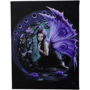 Canvas - Naiad di Anne Stokes
