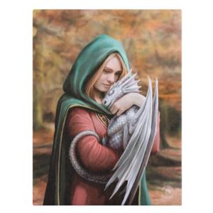 Canvas - Safe Heaven di Anne Stokes