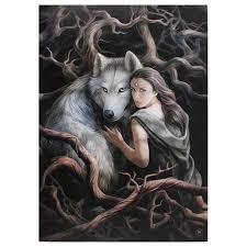 Canvas Soul Bond di Anne Stokes