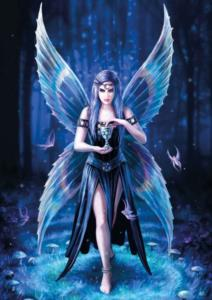 Cartolina -Enchantment di Anne Stokes
