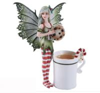 Fata Cup Christmas di Amy Brown