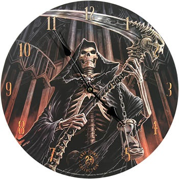 Final Verdict - Anne Stokes - Orologio