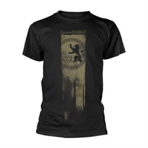 Game of Thrones T-Shirt Lannister Flag