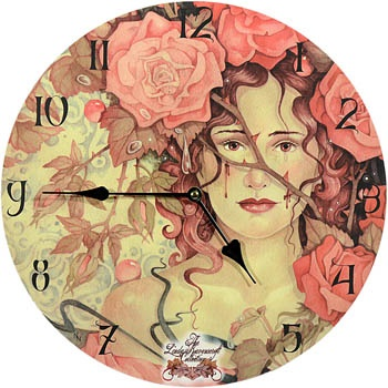 Its just a Scratch Orologio - Linda Ravenscroft