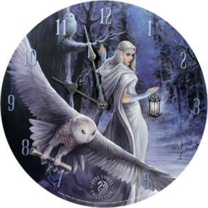 Midnight Messenger - Anne Stokes - Orologio
