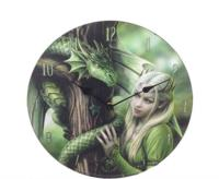 Orologio Kindred di Anne Stokes