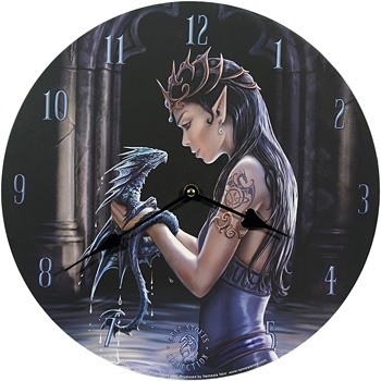 Orologio Water Dragon - Anne Stokes