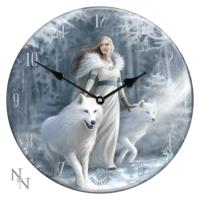 Orologio Winter Guardian di Anne Stokes