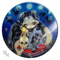 Orologio di vetro Sign Of Our Parting  34 cm
