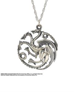 Pendente Game of Thrones - Targaryen