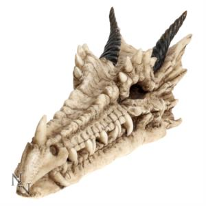 Porta Incenso Drago Draco Skull