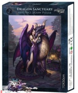Puzzle Dragon Sanctuary