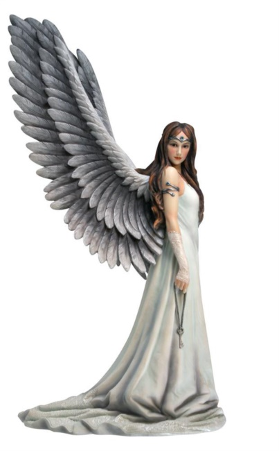 Spirit Guide by Anne Stokes 43cm Ed. Limitata