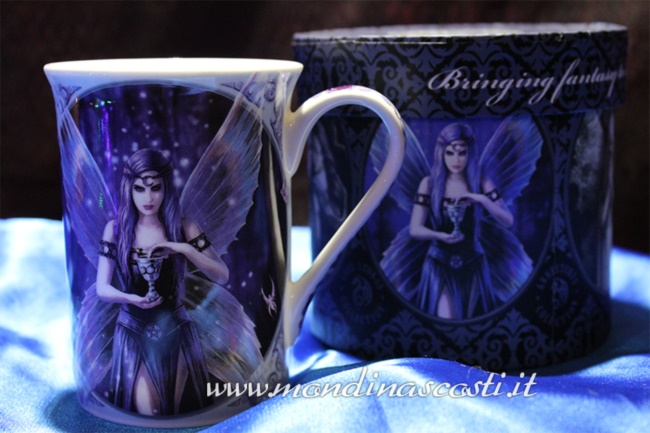 Tazza Enchantment - Anne Stokes