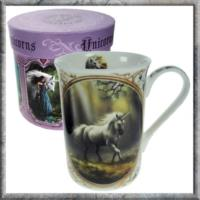 Tazza Glimpse Of A Unicorn - Anne Stokes