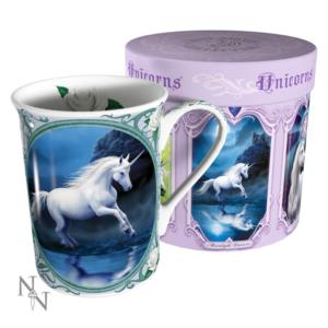 Tazza Moonlight Unicorn - Anne Stokes