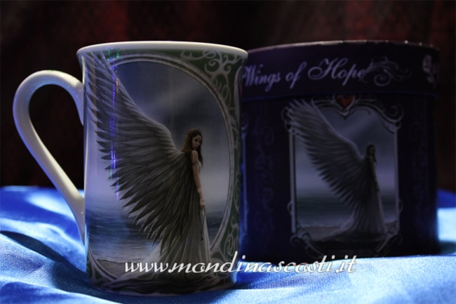 Tazza Spirit Guide - Anne Stokes