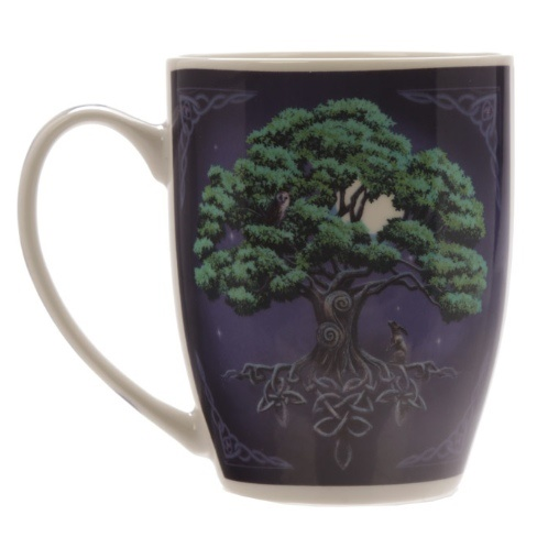 Tazza Tree of life