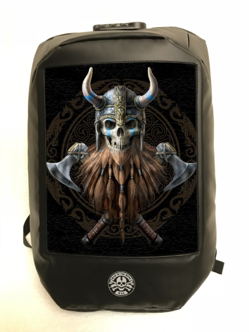 Zaino 3d The Viking di Anne Stokes